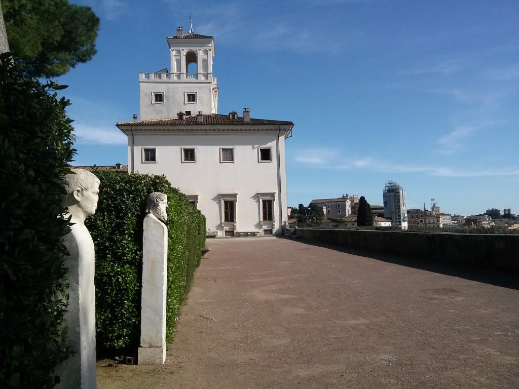 2- Renaisscance - palazzo Medici of 6 - kids Villa Borghese