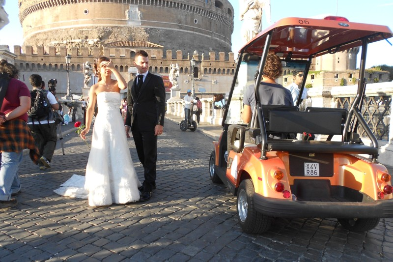 Romantic Tour in Rome - Romantische Tour in Rom