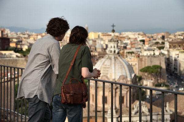 Romantic tour in Rome